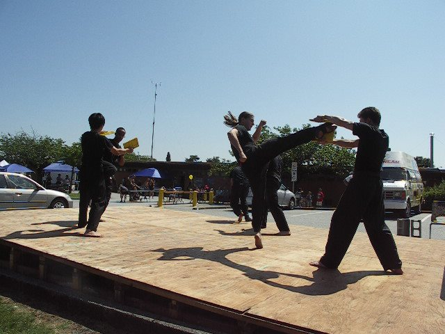 Demo Team 2012