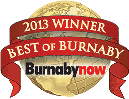 2013 Winner - Best of Burnaby